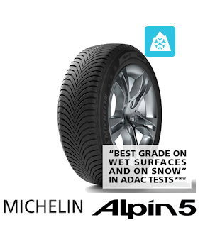 Michelin Alpin 5